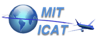 MIT International Center for Air Transportation logo